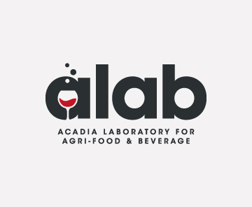Acadia Laboratory for Agri-Food and Beverage logo