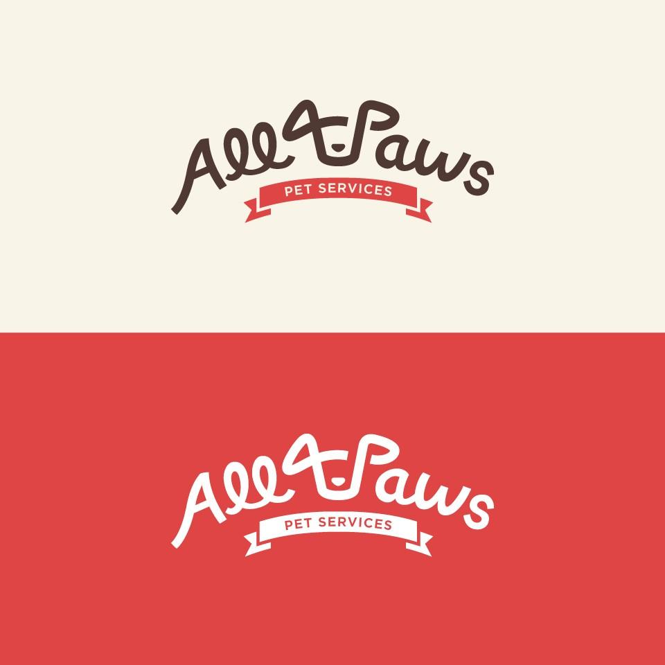 All4Paws Logo