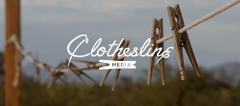 Clothesline Media logo