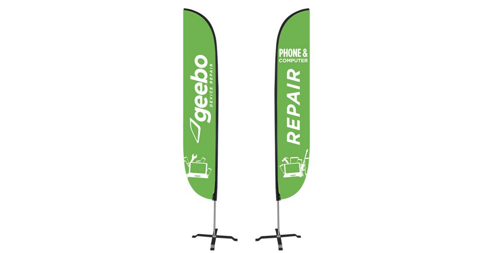 Geebo Banner Flags