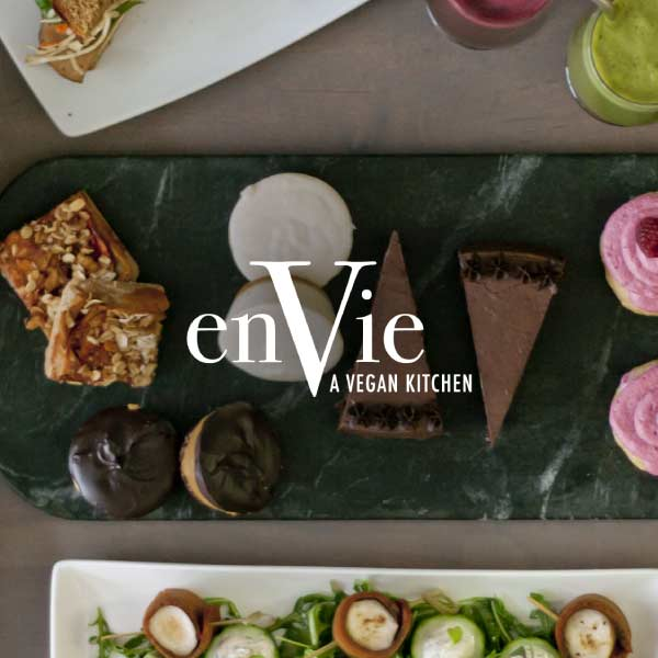enVie A Vegan Kitchen Project